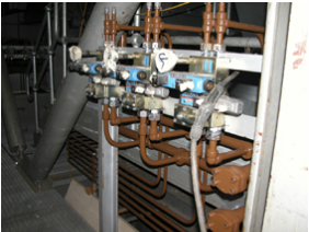 Hydraulic Pipe Work and Equipment Installation Picture