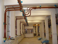 Hydraulic Pipe Work and Equipment Installation
