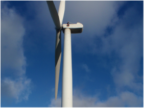 Orkneys Wind Turbine Photo